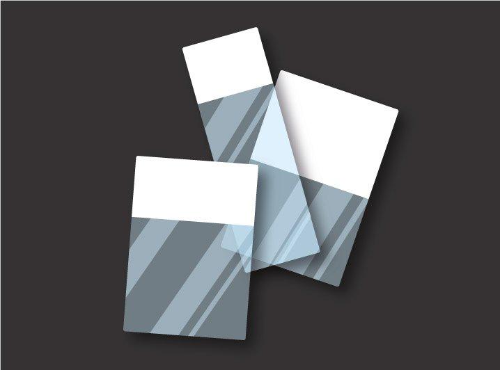 Etichette marcafilo, segnalavo autolaminanti per stampa a trasferimento termico e per stampa laser