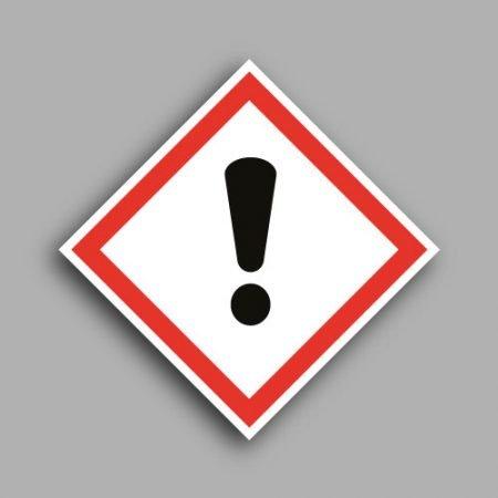 Pittogramma con simbolo GHS07 | Tossicità acuta categoria 4