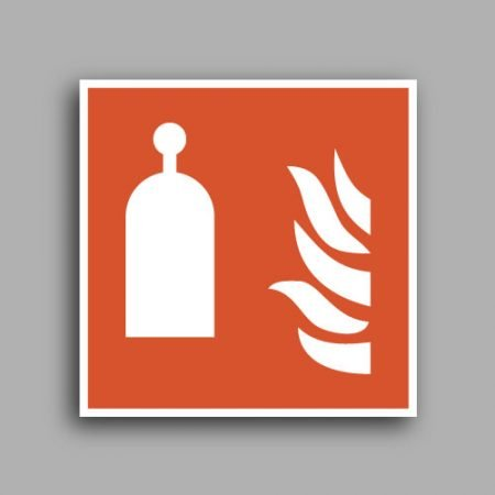 Simbolo ISO 7010 F014 | Stazione di rilascio a distanza