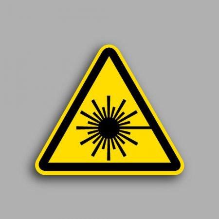 Etichetta con simbolo ISO 7010 W004 | Pericolo di caduta con dislivello