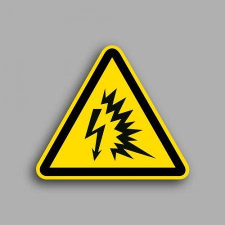 Simbolo W042 | Pericolo arco elettrico